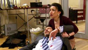 Richard ist schwer verletzt
