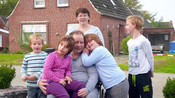 Ein Herzinfarkt verändert das Leben der Familie