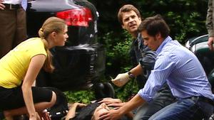 Oliver rettet Tim das Leben