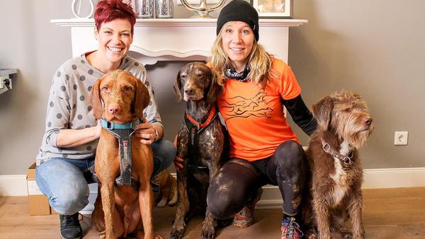 Thema heute u.a.: Waschtag! Zu Besuch im Hundesalon