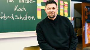 Der Vertretungslehrer - mit Tim Mälzer