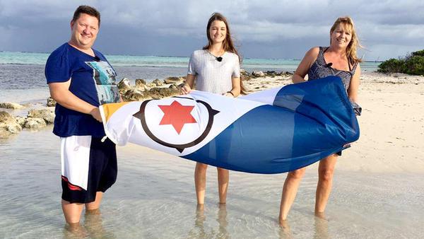 Heute mit: Rene & Andrea Bauer und Rene Zierl, Bonaire