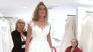 Braut hat die Qual der Wahl