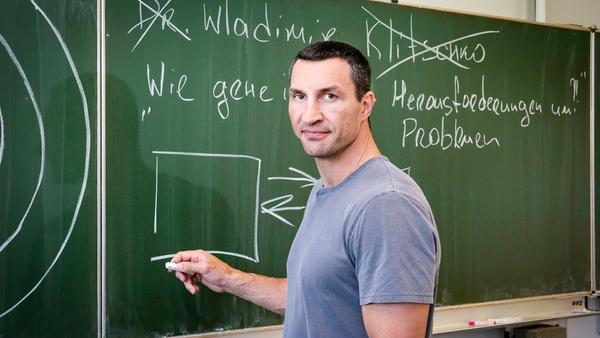 Der Vertretungslehrer - mit Wladimir Klitschko