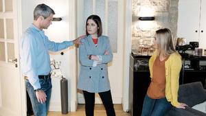 Larissa zerstört Benedikts Plan