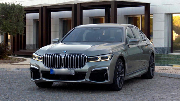 Thema u.a.: BMW 7er Hybrid