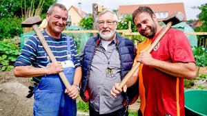 Heute u.a. mit: Claus & seine Freund - Leons Laube