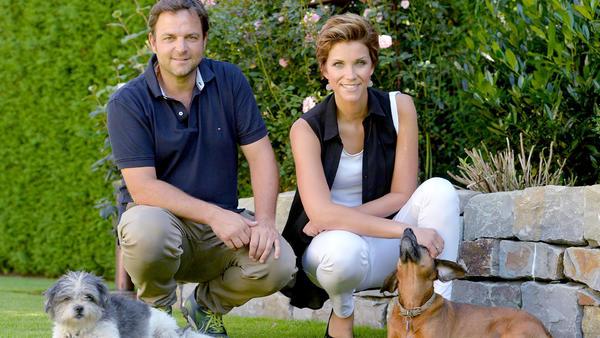 """Heute u.a. mit: Anna-Maria Zimmermann mit """"Bella"""" und """"Jamy"""""""