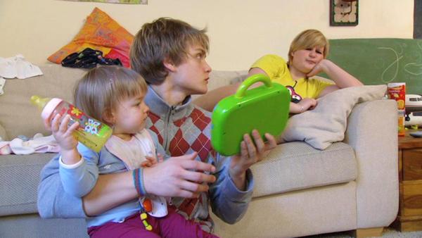Teenie-Eltern streiten sich andauernd