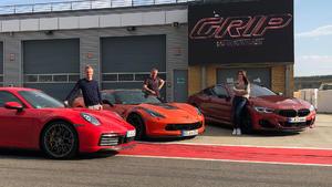 Porsche 911 gegen alle | Mad Way Rally