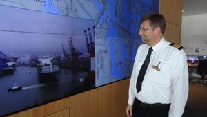 Megaliner auf hoher See