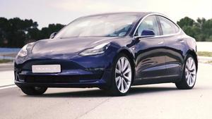 Heute u.a.: Fahrbericht Tesla Track Mode mit Lance