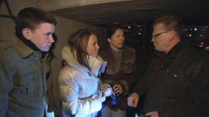 17-Jährige erwartet Kind von Obdachlosem