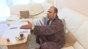 Türkischer Pascha nervt seine Familie