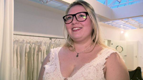 Eine Braut die sich was traut!