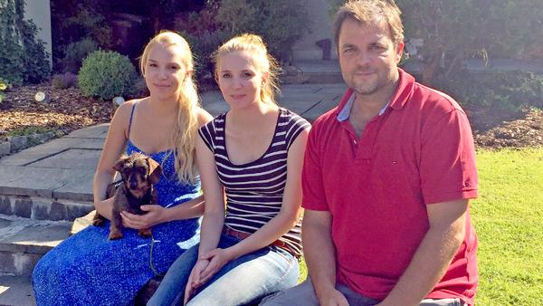 """Heute u.a. mit: Familie Heldmann mit """"Lucy"""""""