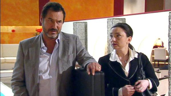 Simone und Richard müssen ihr Zentrum schließen.
