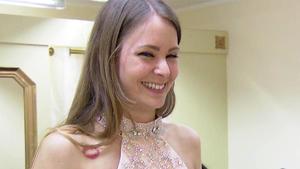 Eine experimentierfreudige Braut