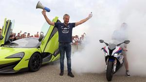 """""""Auto gegen Motorrad"""": Das heiße Duell"""