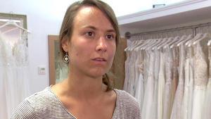 Transparentes Brautkleid gesucht!