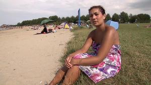 Endlich Strand und Meer