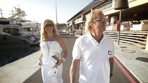 Mit der Yacht nach Mallorca