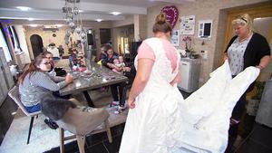 Ein Hochzeits-Outfit muss her!