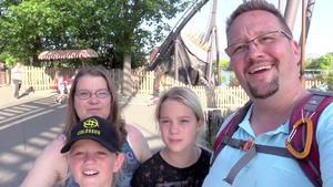 Glück und Pech bei Familie Baumann