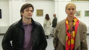 Einbrecher durchsuchen Daniels und Elisabeths Wohnung
