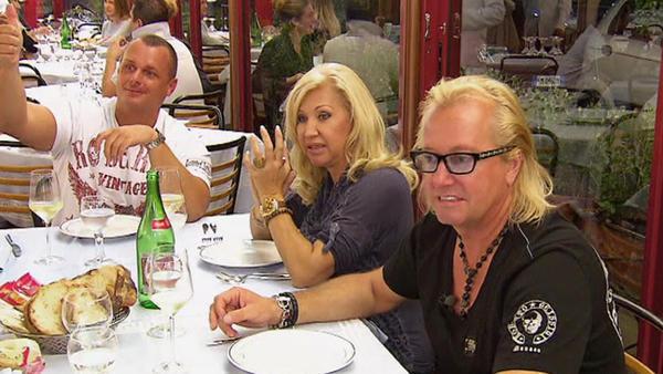 Männertour durch Neapel
