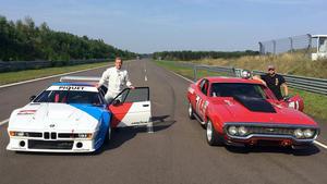 Länderduell Deutschland vs. USA | Heilige Hallen von Porsche