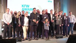 Thema u.a.: Die Gewinner des KfW Award Gründen 2019