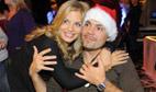 Verena und Leon verbringen glückliche Weihnachten