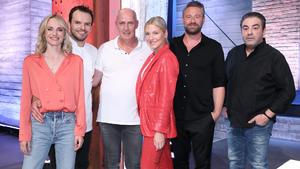 Kandidaten: Valentina Pahde, Sasha, Mario Basler
