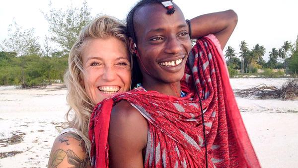 Heute u.a. mit: Angela Wolf, Sansibar