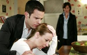 Rebecca kündigt Ute enttäuscht die Freundschaft