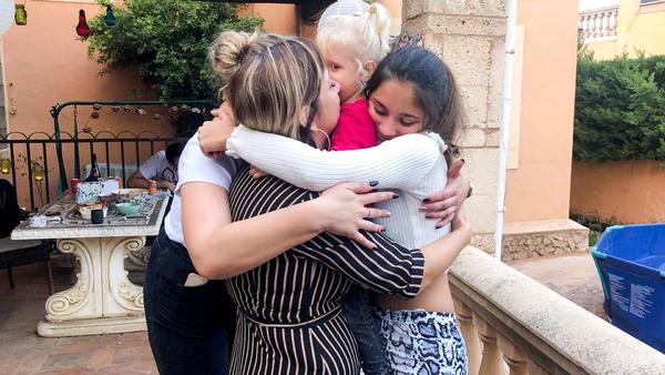Viva Mallorca u.a. mit: Familie Büchner