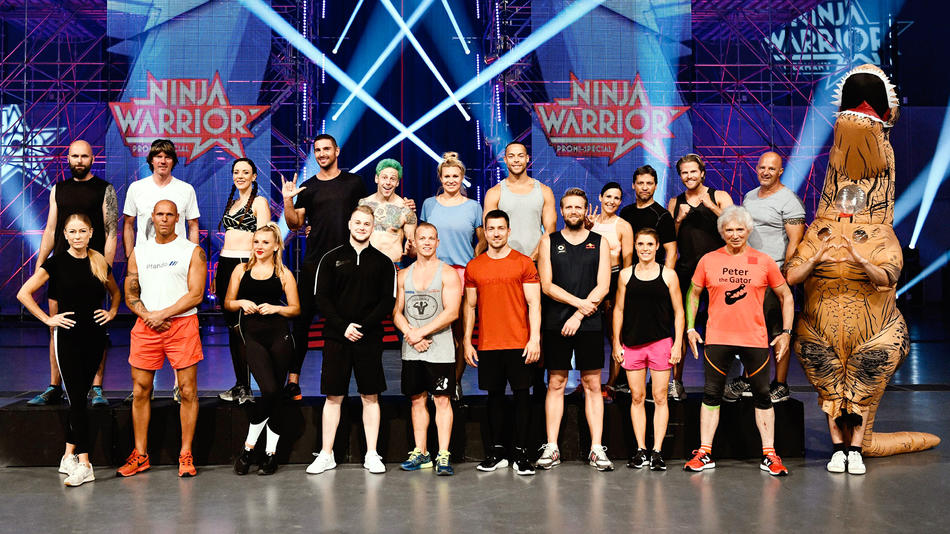 Promi Ninja Warrior Germany 2021