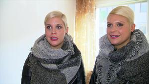 Zwillinge mit verschiedenen Wünschen