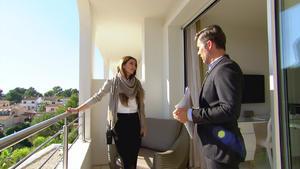 Eine Suite im Luxushotel auf Mallorca