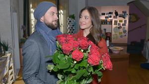 Valentinstags-Überraschung