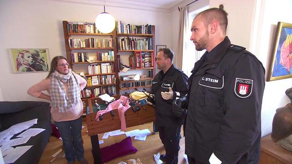 Einbruch bei Lehrerin   Ehedrama in Pfandleihhaus   Fälschliche Anzeige an Luca wegen Belästigung  
