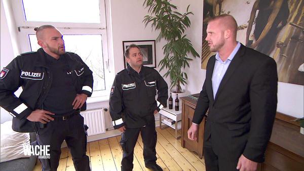 Der Hochstapler   Omi will die Zeche prellen   Lucas Cousin will ihm nacheifern   Nachricht von Björ