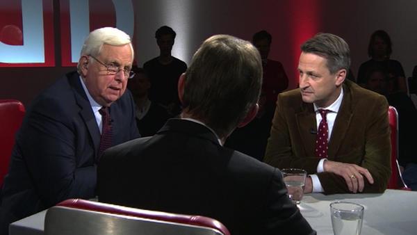 Nikolaus Blome vs. Stephan-Andreas Casdorff