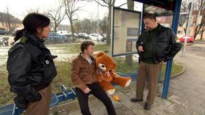 Junge Liebe rostet nicht | Teddybären-Bande