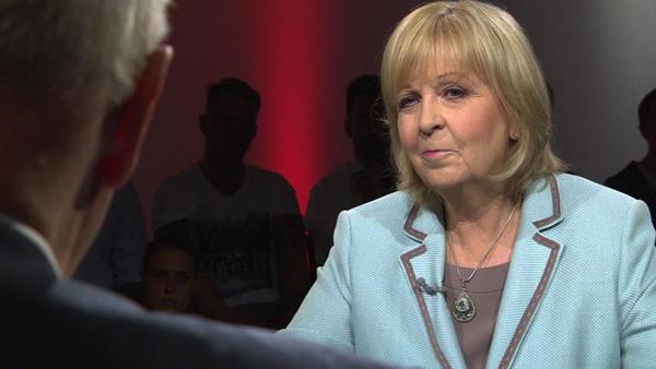 Hannelore Kraft vs. Martin Kannegiesser