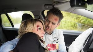 Autounfall und alte Wunden