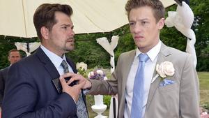 Platzt die Hochzeit?