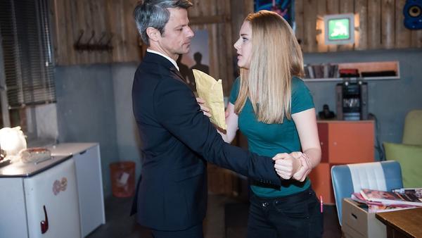 Benedikt verletzt Fiona