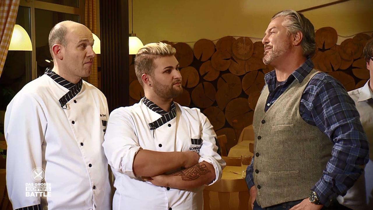 Der Erste Battle Der Kochprofis Die 1 Staffel Von Das Große